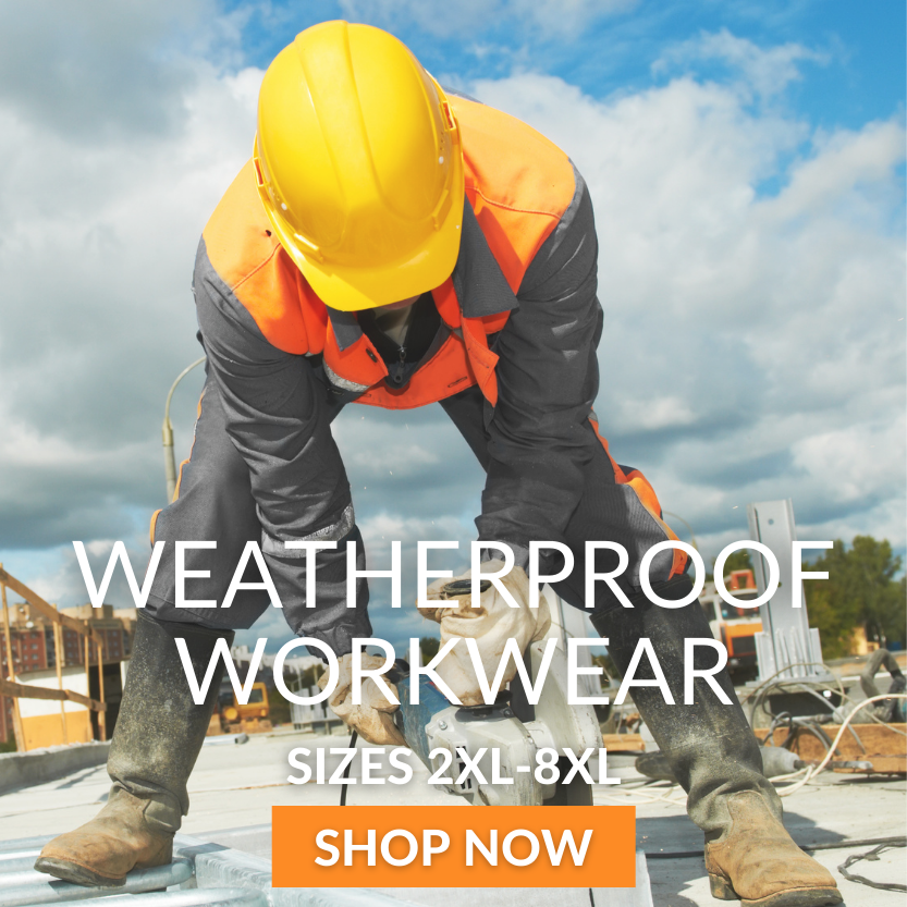 Shop Big Men's Workwear