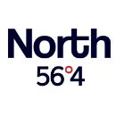 North 56.4